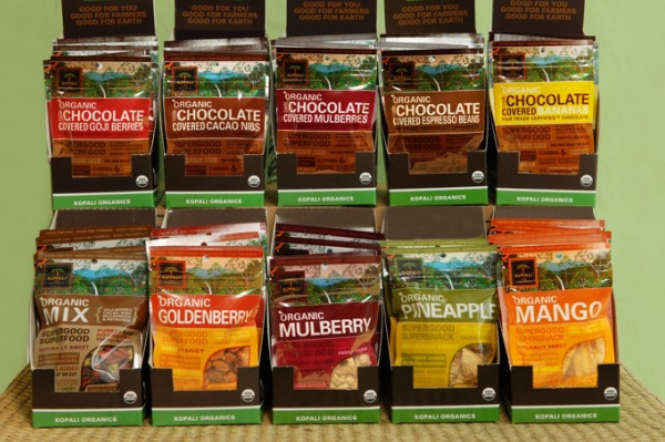 Kopali Organic Fair Trade Chocolates
