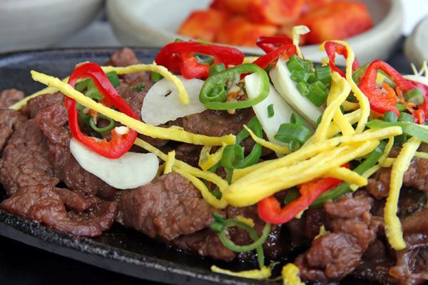 Creative Korean BBQ