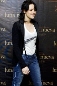 Kristen Stewart's New Moon in Mexico