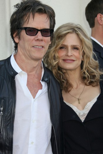 Kevin Bacon and Kyra Sedgwick: Hollywood's It couple