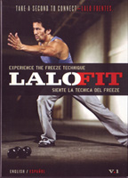 LaloFit Experience the FREEZE Technique DVD