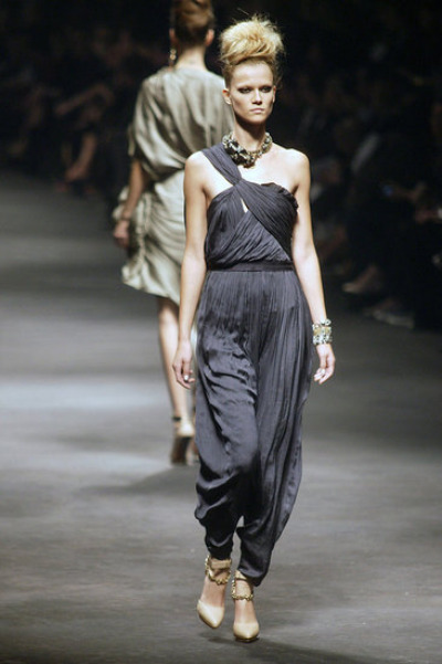 Lanvin fashion show
