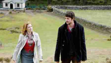 Leap Year stars Amy Adams and Matthew Goode in Ireland