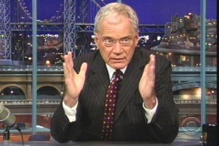 David Letterman admits affairs on his Thursday show