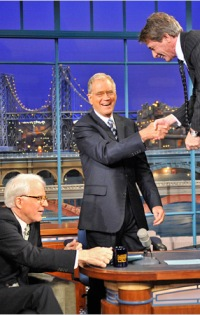 David Letterman apologizes