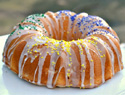 Skinny king cake recipe: A low-fat way to indulge in the colorful treat