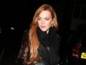 Lindsay Lohan talks about her sex list... sort of
