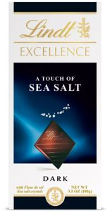 Lindt Excellence A Touch of Sea Salt