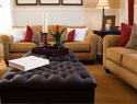 How to choose the right carpet color for your living room