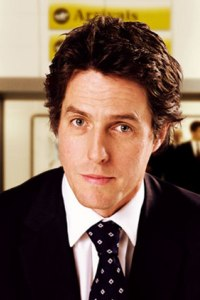 Hugh Grant in Love, Actually