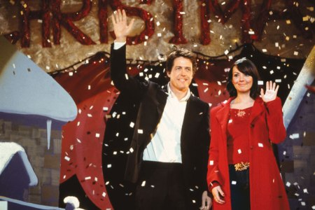 Love, Actually was written for Hugh Grant