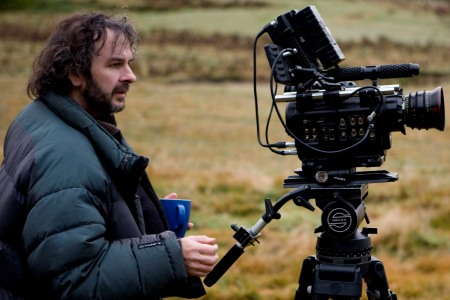 Peter Jackson directs The Lovely Bones