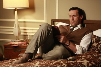 Mad Men is set to return this summer on AMC