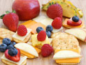 Make-ahead snacks for play dates