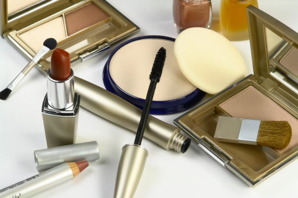 Cosmetics - beauty products