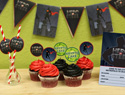 Supersize your celebration with the Man of Steel party pack