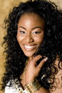 Moving up with Mandisa