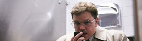 Matt Damon joins Rome Kanda in The Informant