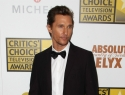 Matthew McConaughey is hanging up his G-string