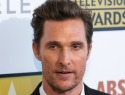 Matthew McConaughey's latest gig: Car salesman
