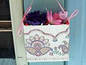 Make a pretty May Day basket