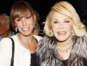 Joan Rivers on red carpet hits and disses
