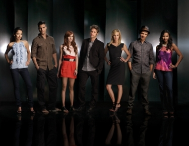 Melrose Place's new cast on the CW