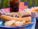 10 Summer party ideas for Memorial Day through 4th of July
