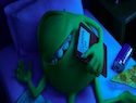 Mike gets a rude awakening in Monsters University clip