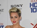 Miley Cyrus' engagement ring is back on her finger