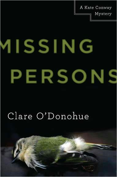Missing Persons cover