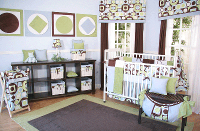 Baby Bedroom Themes on Shopping Tips For A Baby Nursery