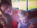 Mommy tweets: Jennie Garth's mom style, Denise Richards, Alyssa Milano, Hilary Duff