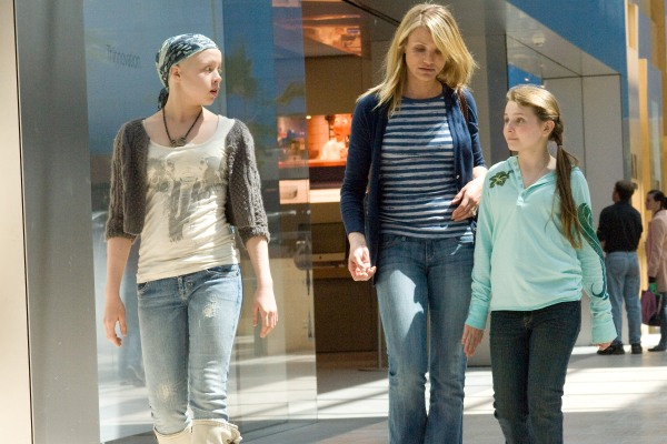 Sofia Vassilieva, Cameron Diaz and Abigail Breslin in My Sister's Keeper