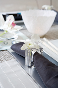 Multi-purpose napkin rings 
