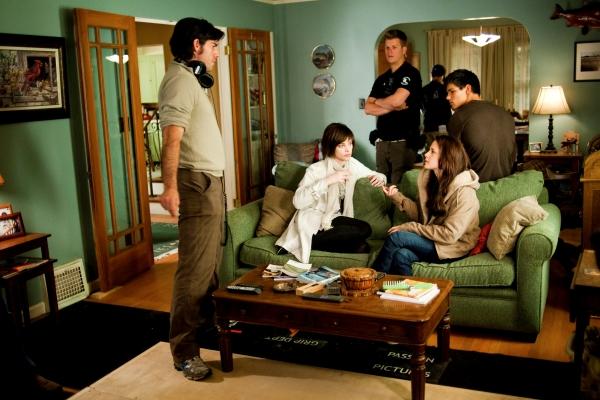 New Moon director Weitz jumped in when Catherine Hardwicke left