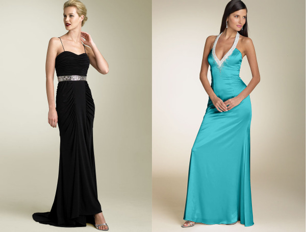 New Year's Eve gowns