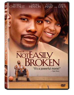 Not Easily Broken, now on DVD