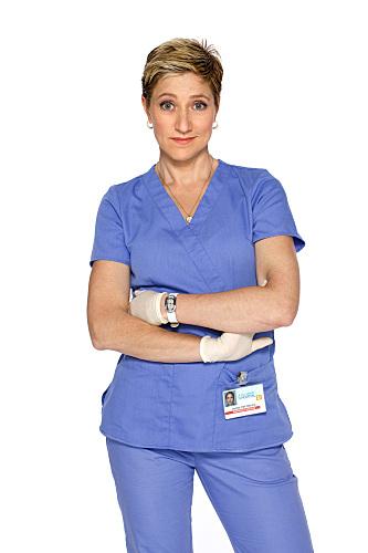 Nurse Jackie premiere episode here!