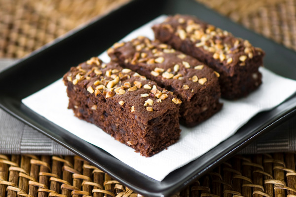 Nut Brownies