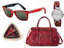 Red alert: Hot accessories you need to buy now