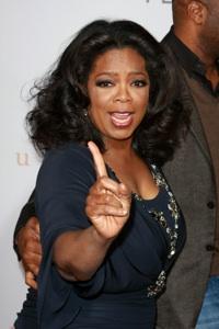 No more Oprah!