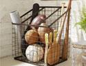 Simple ways to organize fall sports gear