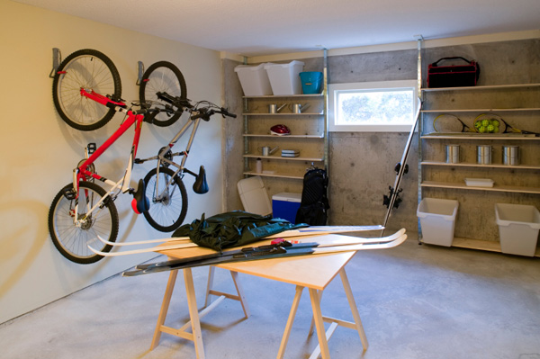Organized Garage