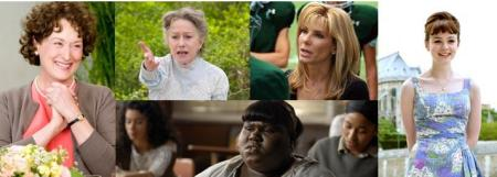 The Best Actress nominees