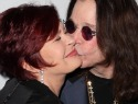 Ozzy, Sharon Osbourne together for red carpet reunion