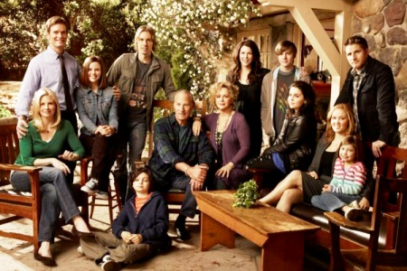 Parenthood cast includes Lauren Graham, Craig T Nelson and Dax Shepard