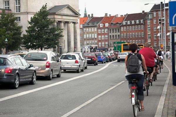 Bikes in Denmark