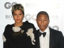 Pharrell Williams marries his longtime girlfriend