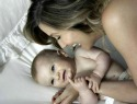 PHOTO: Jennifer Nettles&#039; baby makes Mother&#039;s Day debut